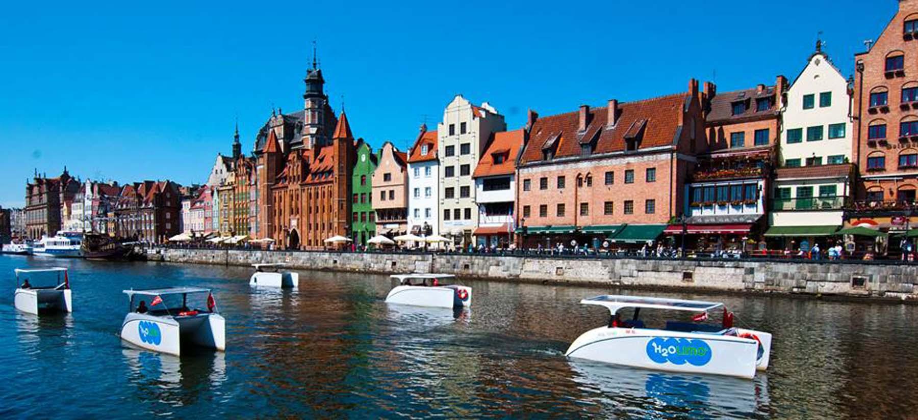 2. zwiedzanie Gdańska